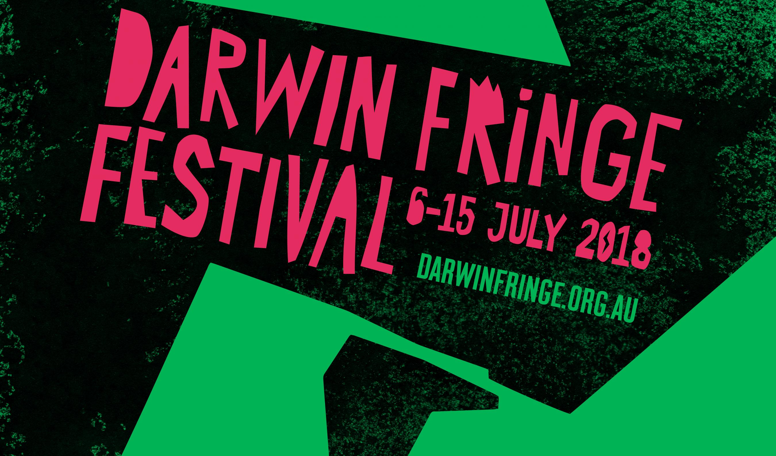 Darwin Fringe Festival - Zine Workshop