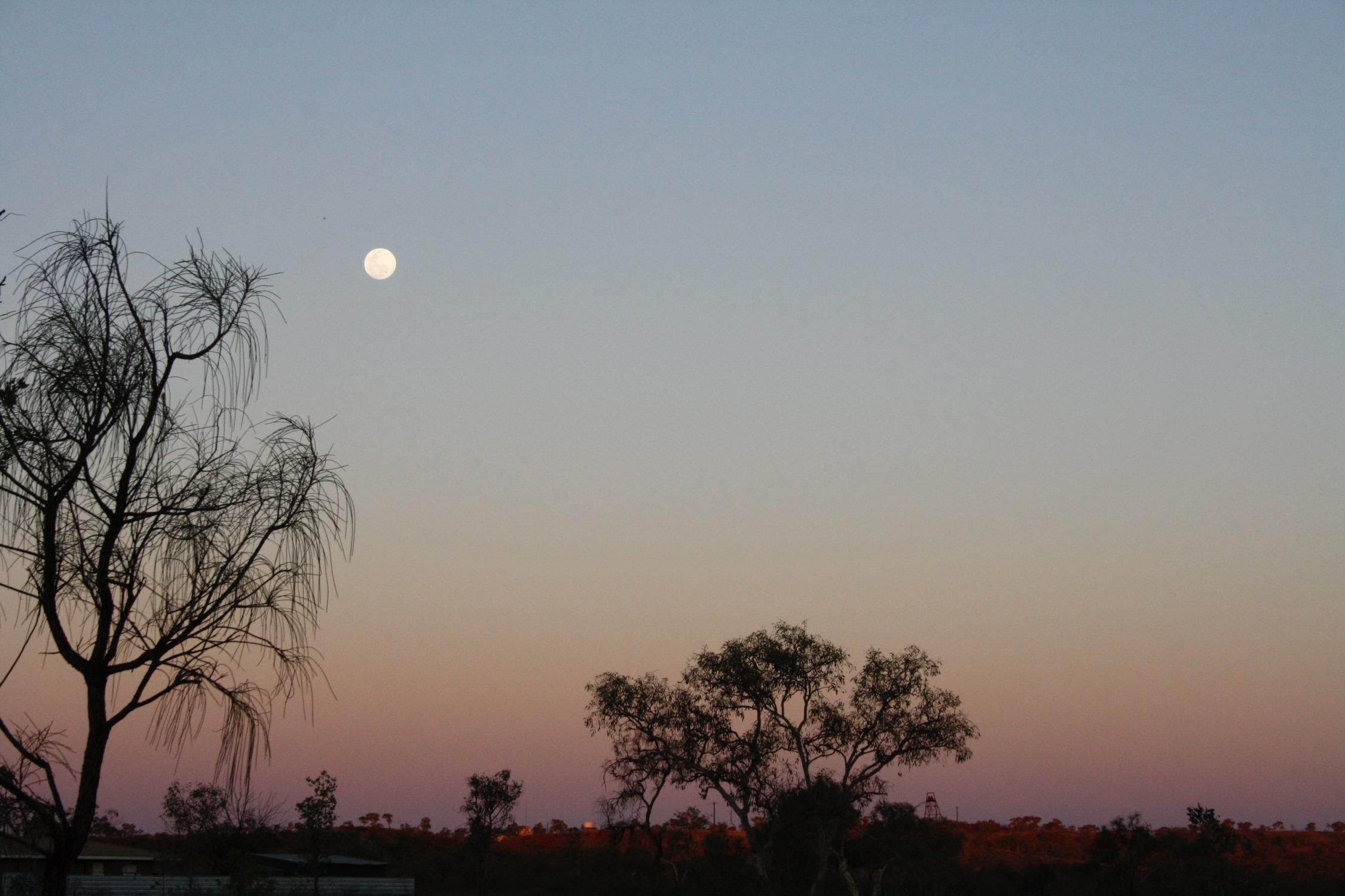 Landscape image of Tennant Creek, Northern Territory