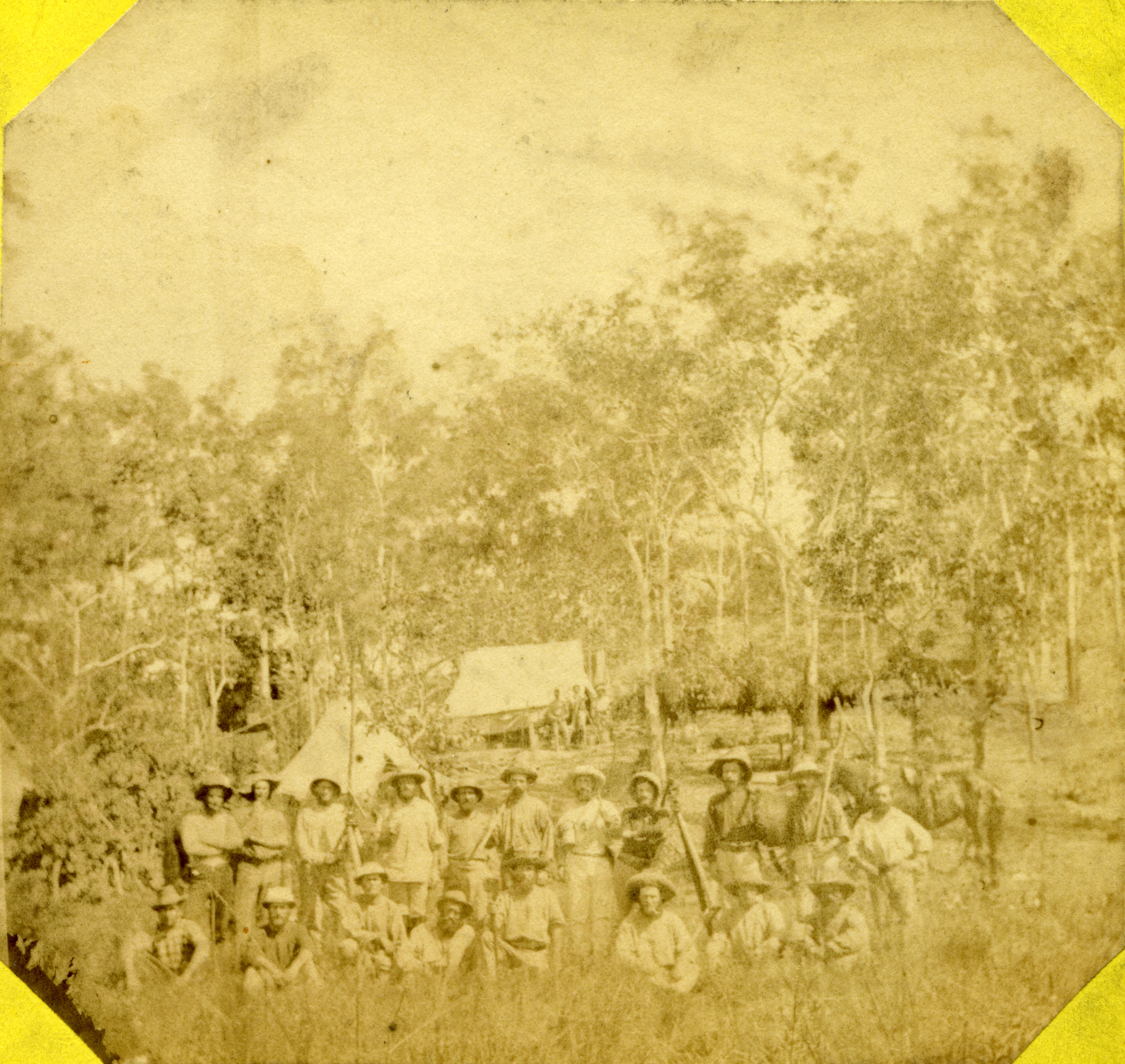 Northern Territory Survey Expedition, 1869